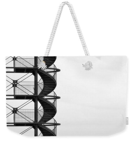Look Out Weekender Tote Bag