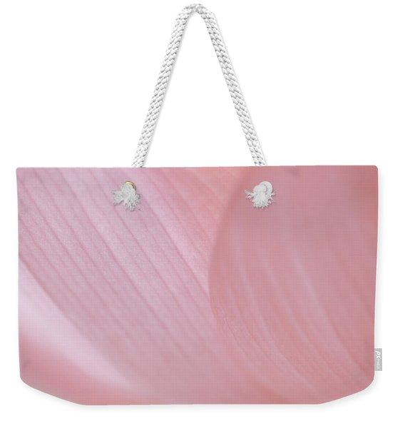 Nelumbo 'mrs. Perry Slocum' Weekender Tote Bag