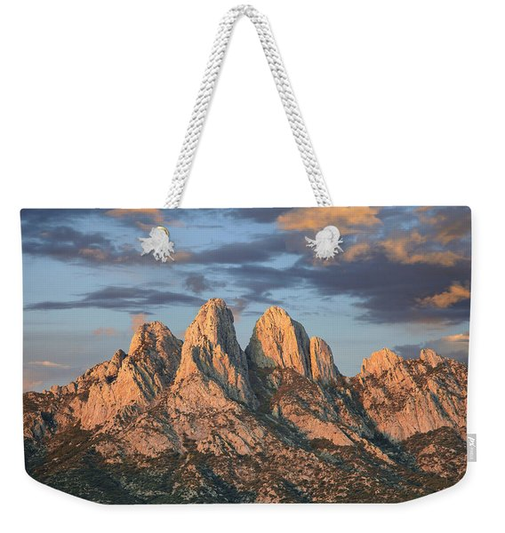 Organ Mountains Near Las Cruces New Weekender Tote Bag