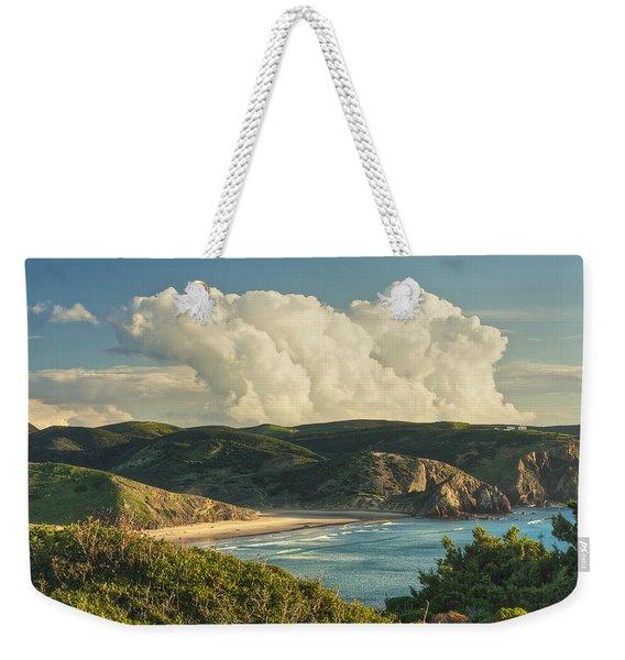 Praia Do Amado Weekender Tote Bag