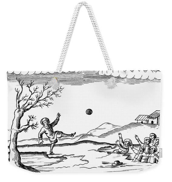 Sabbath Breakers, 1671 Weekender Tote Bag