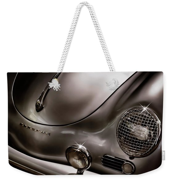 Silver Ghost Weekender Tote Bag