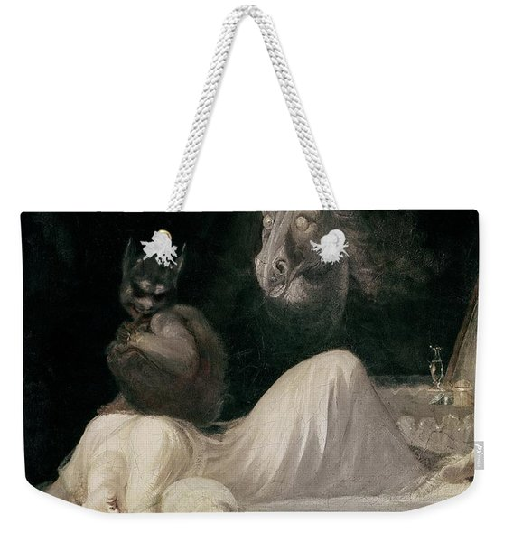 The Nightmare Weekender Tote Bag