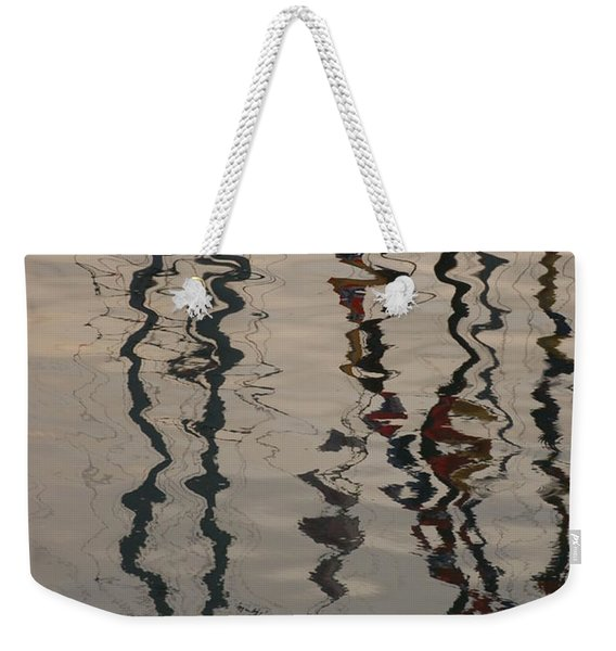 Port Huron To Mackinac Race Weekender Tote Bag