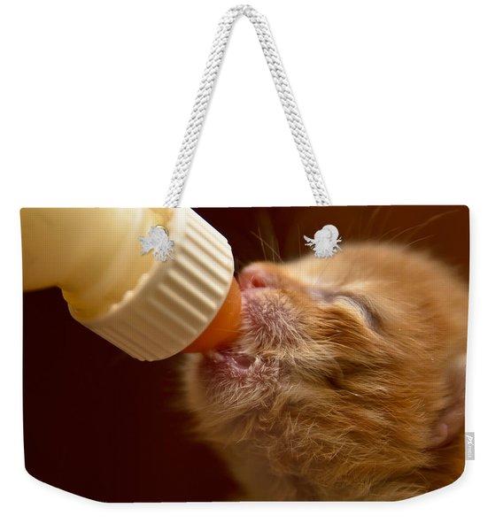 Kitty Weekender Tote Bag