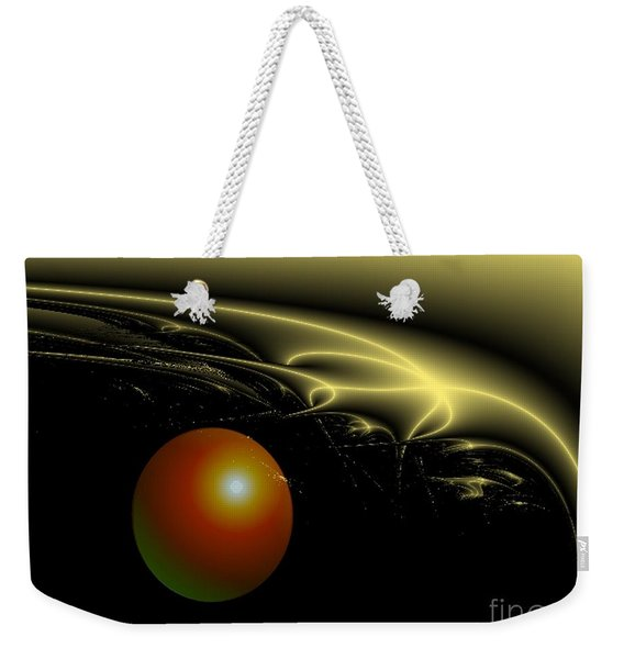 A Star Was Born, From The Serie Mystica Weekender Tote Bag