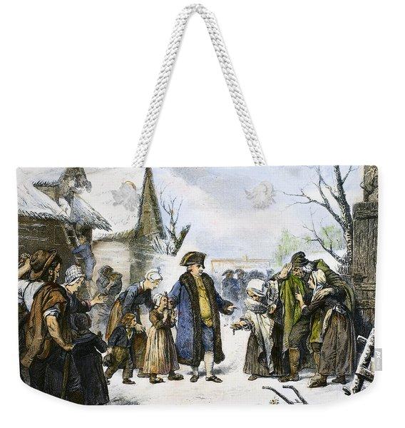 Louis Xvi (1754-1793) Weekender Tote Bag