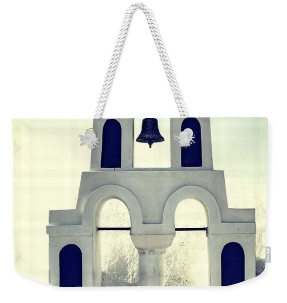 Greek Chapel Weekender Tote Bag