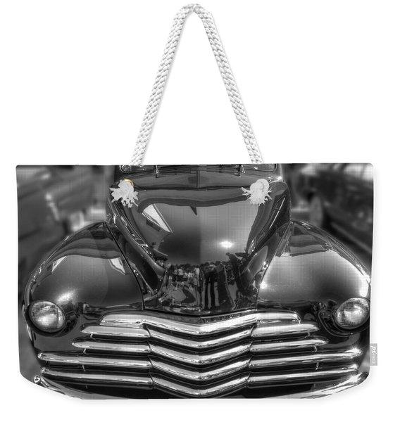48 Chevy Convertible Weekender Tote Bag