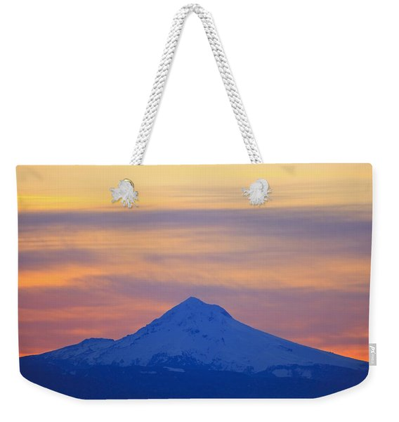 Oregon, United States Of America Weekender Tote Bag