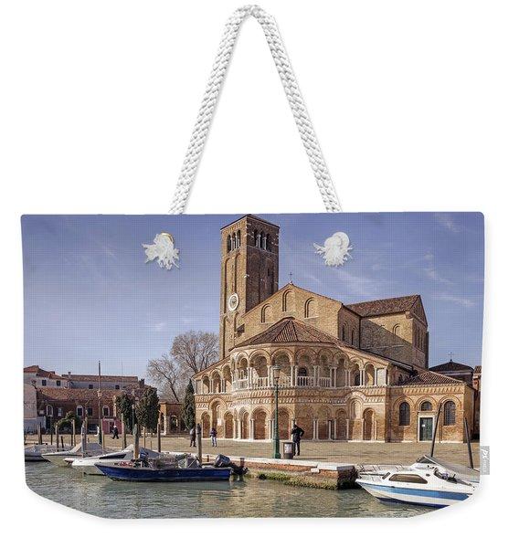 Murano Weekender Tote Bag