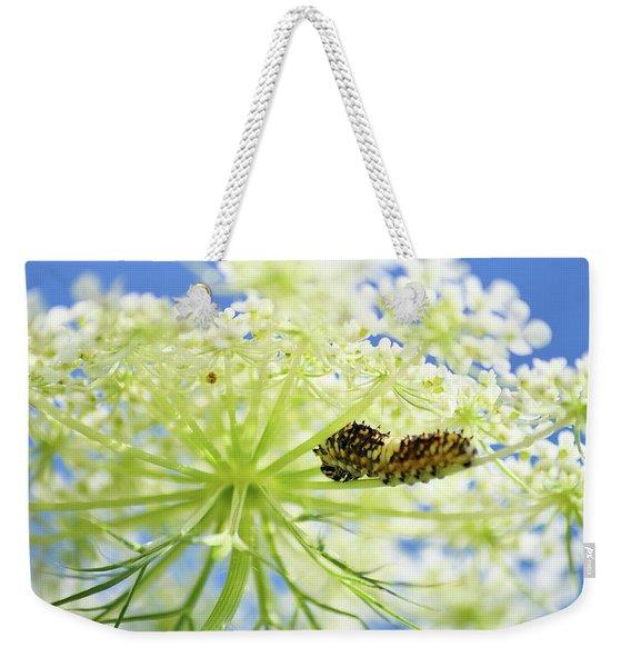 A Caterpillars Palace Weekender Tote Bag
