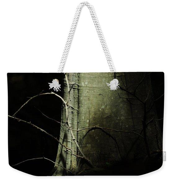 A Life Full Of Shadows Weekender Tote Bag