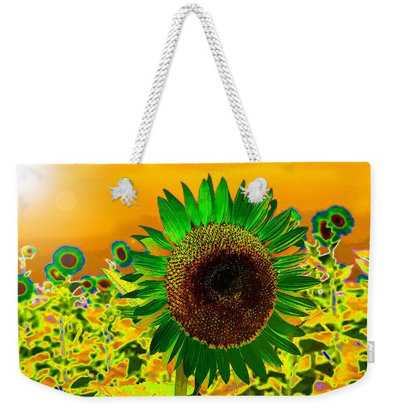 A Prefect Summer Day Weekender Tote Bag