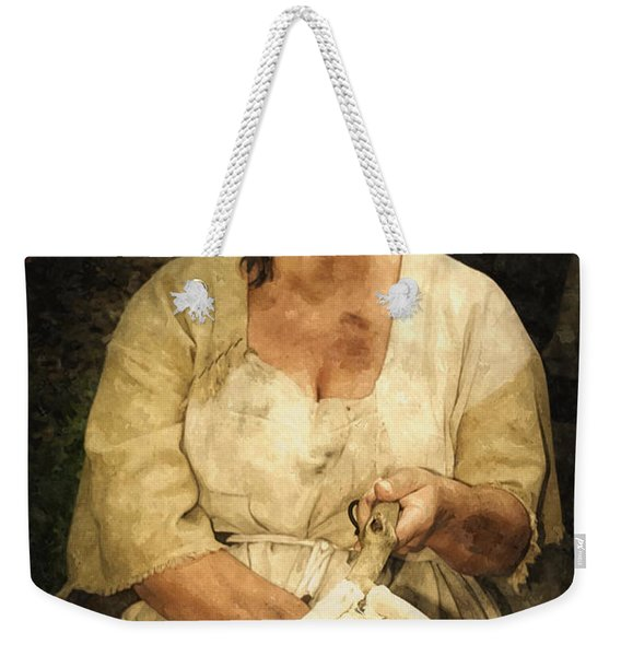 A Small Gift Please Weekender Tote Bag