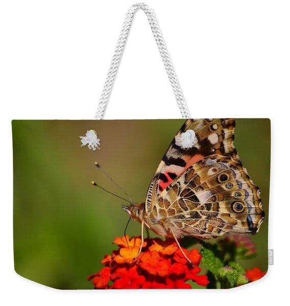A Wing Of Beauty Weekender Tote Bag