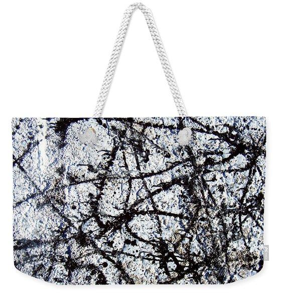 Abstact Hyper-reality Weekender Tote Bag