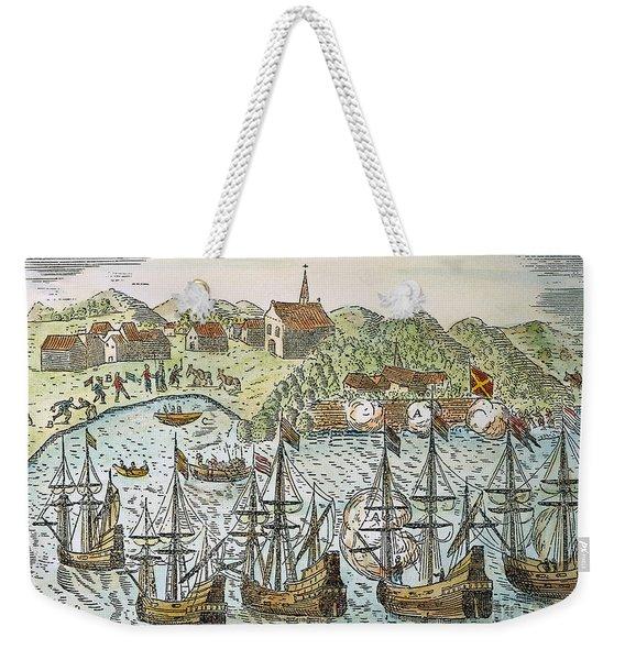 Acapulco, 1620 Weekender Tote Bag