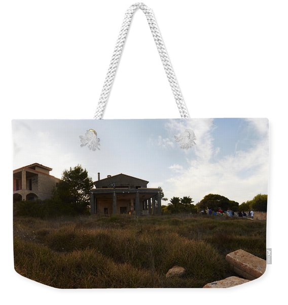 Acces To Es Trenc Weekender Tote Bag