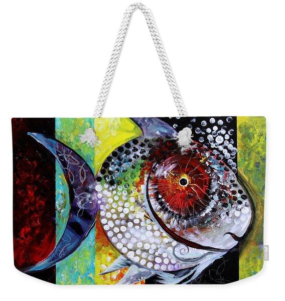 Acidfish 70 Weekender Tote Bag