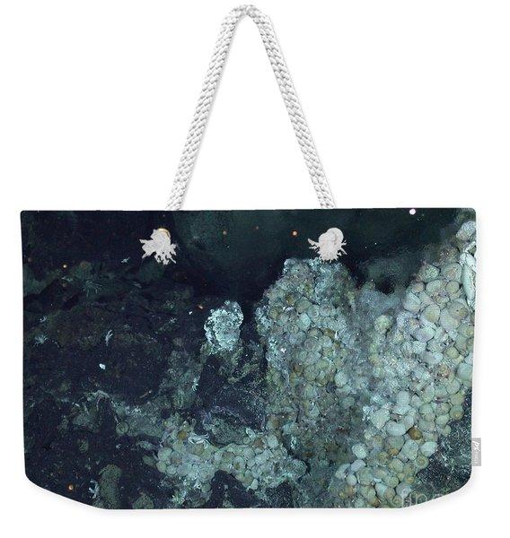 Active Hydrothermal Vent Weekender Tote Bag