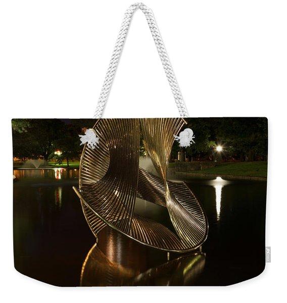 After Dark Weekender Tote Bag