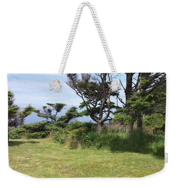 Afternoon Magic Weekender Tote Bag
