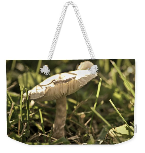 All Alone In The Jungle Weekender Tote Bag