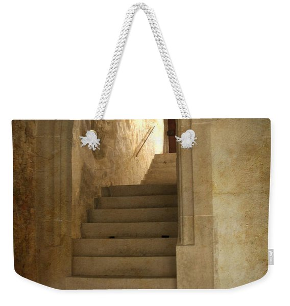 All Experience Is An Arch Weekender Tote Bag