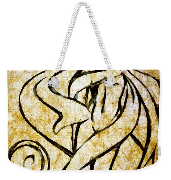 Always A Woman 1 Weekender Tote Bag