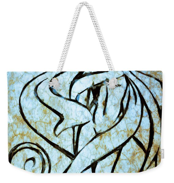Always A Woman 2 Weekender Tote Bag