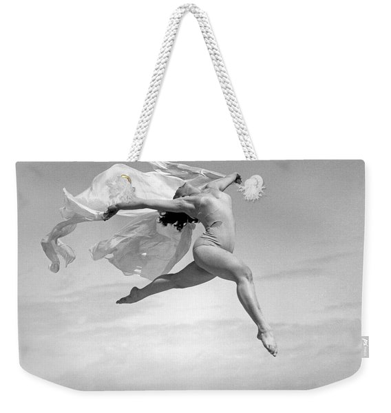 An Exuberant Dance To Spring Weekender Tote Bag