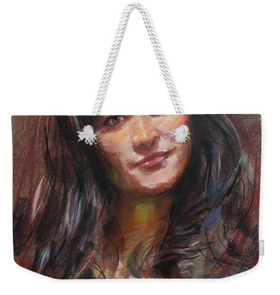 Ana 2012 Weekender Tote Bag