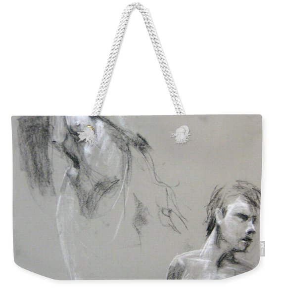 Andro Double Weekender Tote Bag