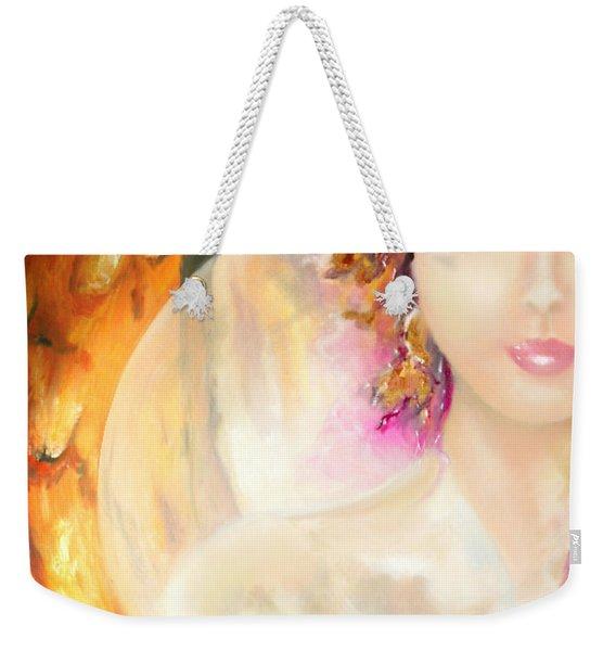 Angel Luna Weekender Tote Bag