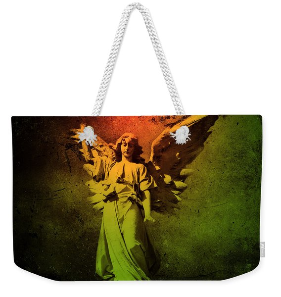 Angel Of Death Weekender Tote Bag