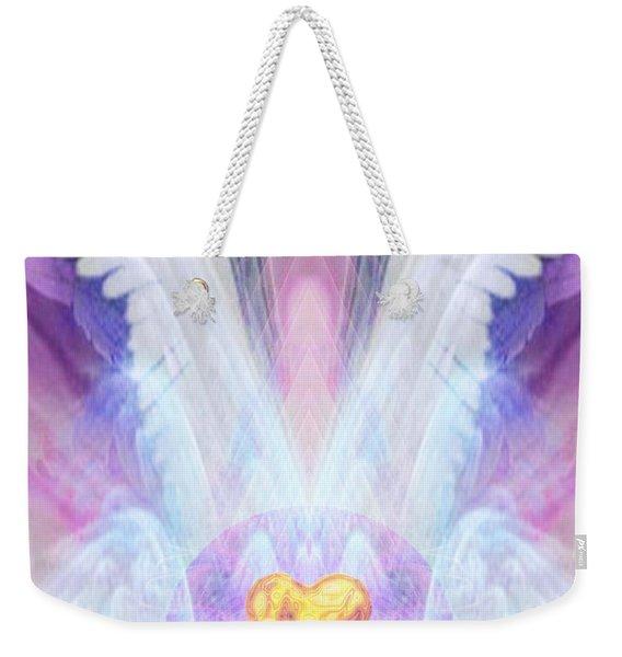 Angel Of The Innocent Weekender Tote Bag