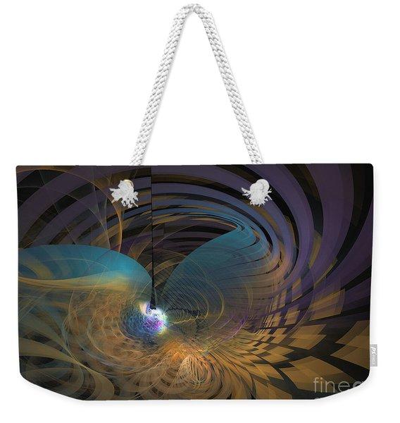 Angel Of The Subconscious Weekender Tote Bag