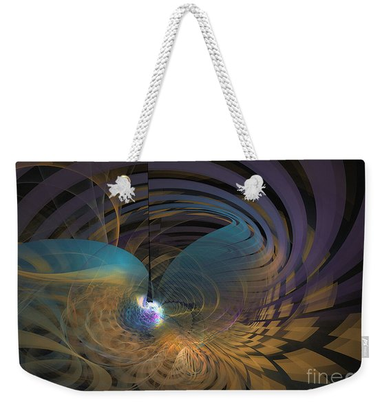 Angel Of The Subconscious Weekender Tote Bag