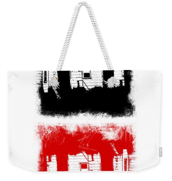 Angels And Demons Weekender Tote Bag