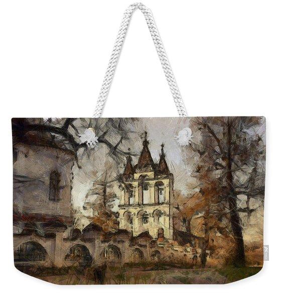 Antiquities Weekender Tote Bag