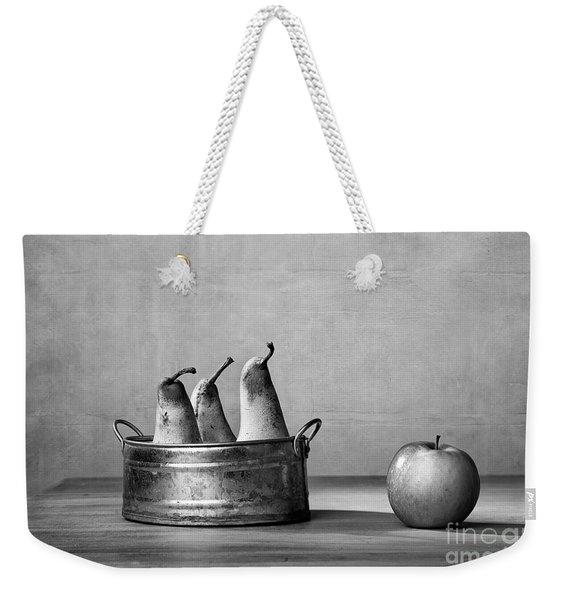 Apple And Pears 02 Weekender Tote Bag