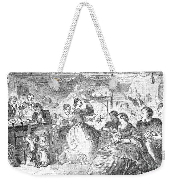 Apple Bee, 1859 Weekender Tote Bag
