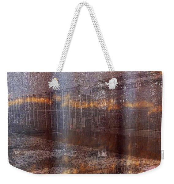 Asphalt Series - 1 Weekender Tote Bag