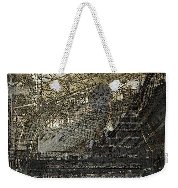 Asphalt Series - 4 Weekender Tote Bag
