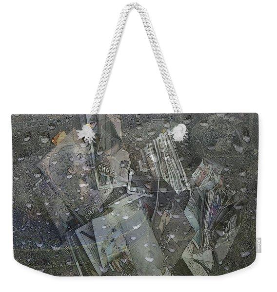 Asphalt Series - 5 Weekender Tote Bag