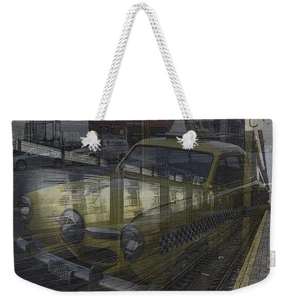Asphalt Series - 8 Weekender Tote Bag