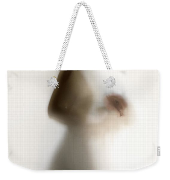 At The Alter Weekender Tote Bag