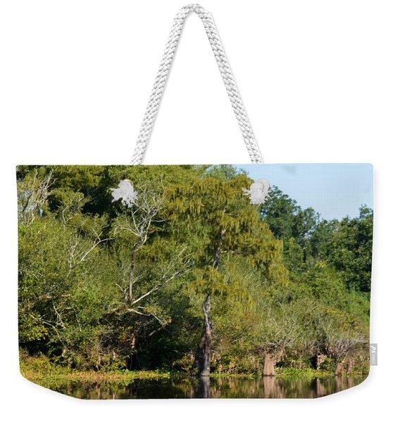 Atchafalaya Basin 7 Weekender Tote Bag