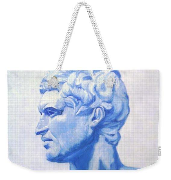 Athenian King Weekender Tote Bag